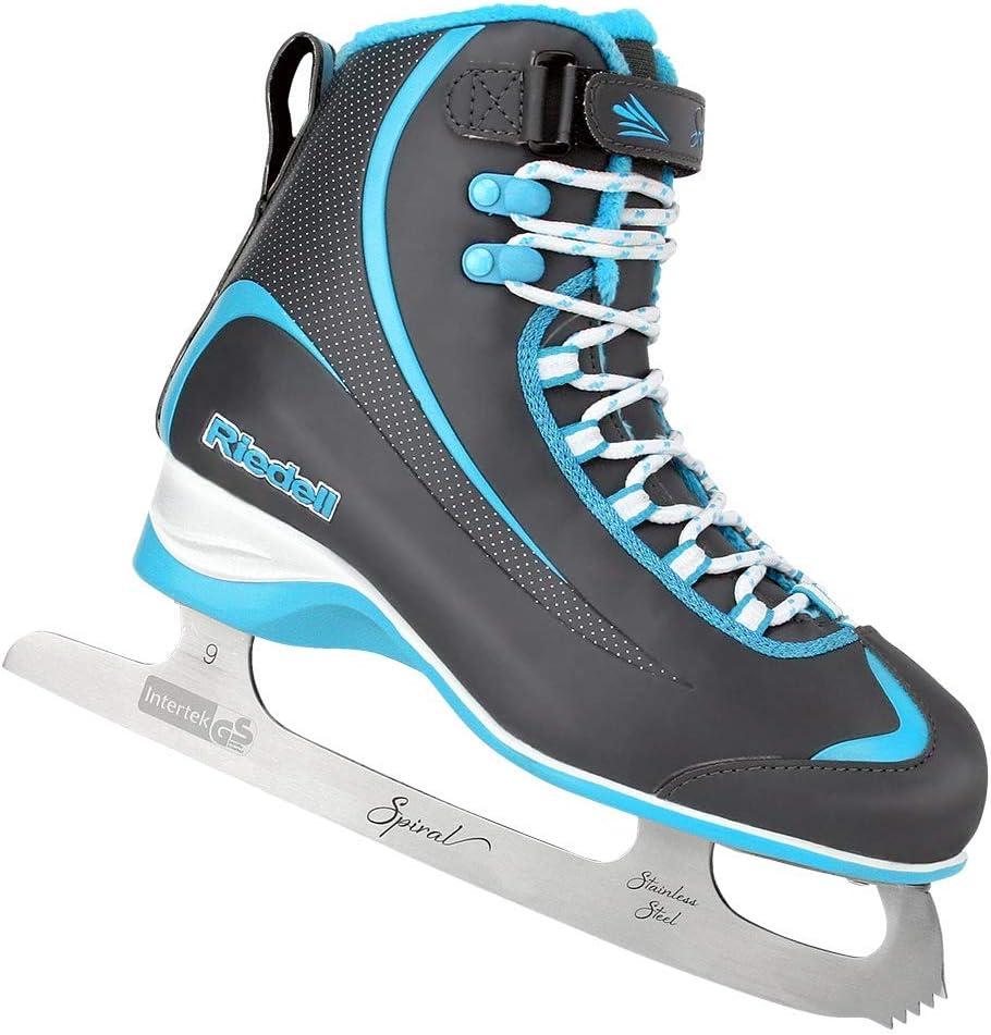 Riedell Skates - 625 Soar - Women's Soft Beginner Figure Ice Skates