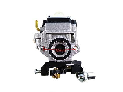 Amazon.com: 10 mm. carburador para Echo de podadora ppt-260 ...