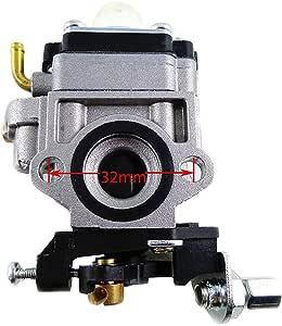 Carburetor for Echo String Trimmer SRM260 SRM261 SRM-260S PPT-260 PPT-261 I CA15