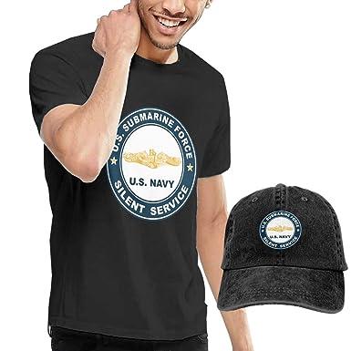 Welikee Camiseta, Gorra de béisbol, US Submarine Force Silent ...