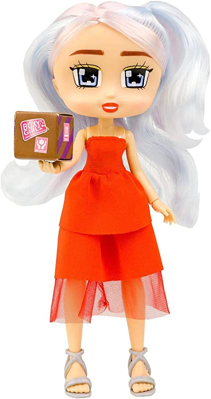 1 Mini Shipping Box Boxy Girls EMERY Fashion Girl Doll NEW