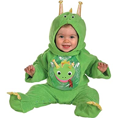 Amazon.com: Infant Baby Einstein Dragon Halloween Costume (0-6 ...