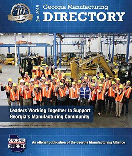2018 January - Georgia Manufacturing Directory