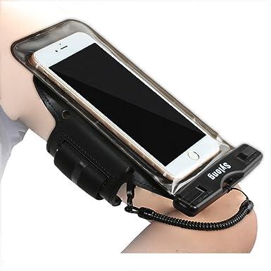 Sellado impermeable brazalete teléfono bolsa para deportes ...
