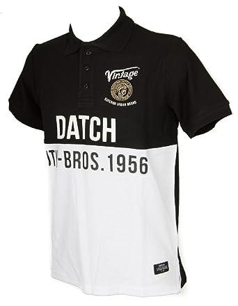 Datch Polo t-Shirt Camisa Manga Corta Hombre ArtãCulo BU0067 ...
