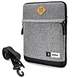 "Tomtoc 10.5 inch Tablet Shoulder Bag Sleeve Case Compatible with 10.5"" iPad Pro 