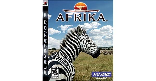 Amazon Com Afrika Playstation 3 Video Games
