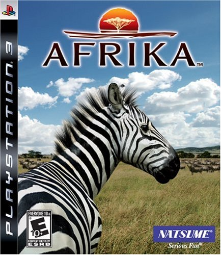 Afrika - Playstation 3 by Natsume