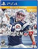 Madden NFL 17 – Deluxe Edition – PlayStation 4