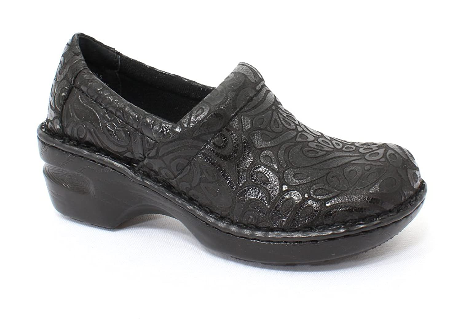 b.o.c Women's Peggy Black Tooled Synthetic 8.5 C/D US on sale