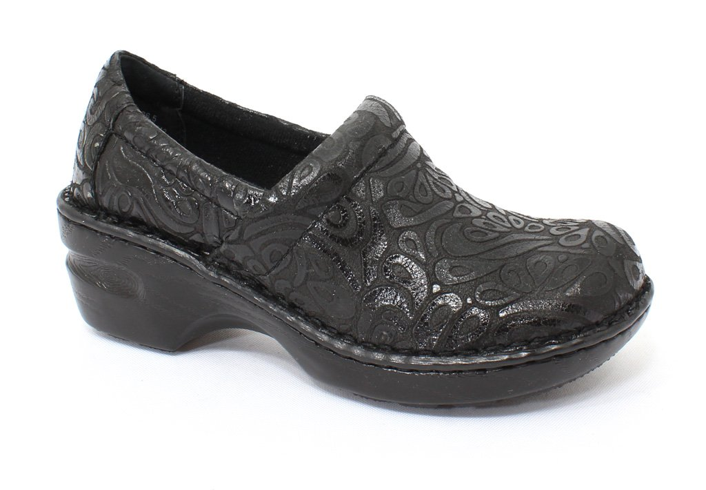 B.O.C. Women's Peggy Black Tooled 9 M US