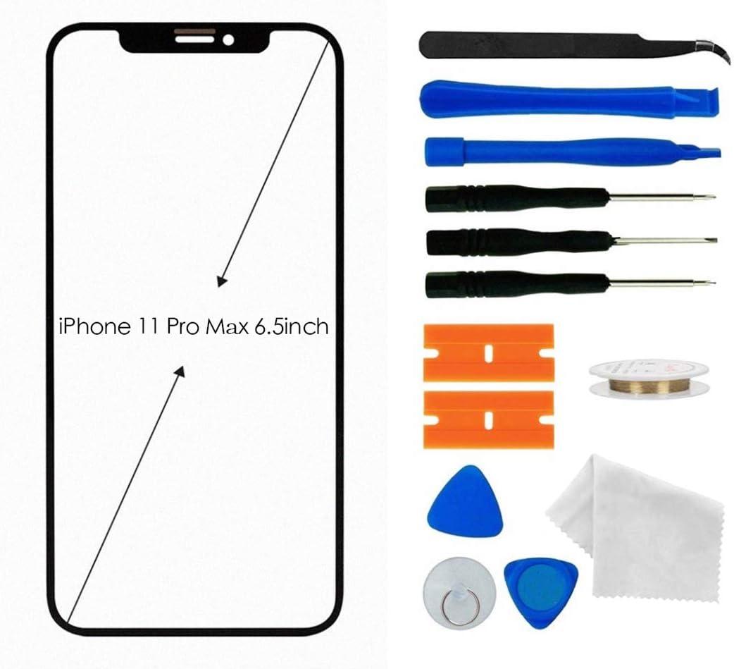 Pantalla original para Apple iPhone 11 Pro Max Series Negra
