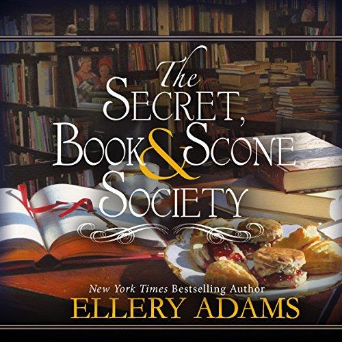 The Secret, Book & Scone Society cover