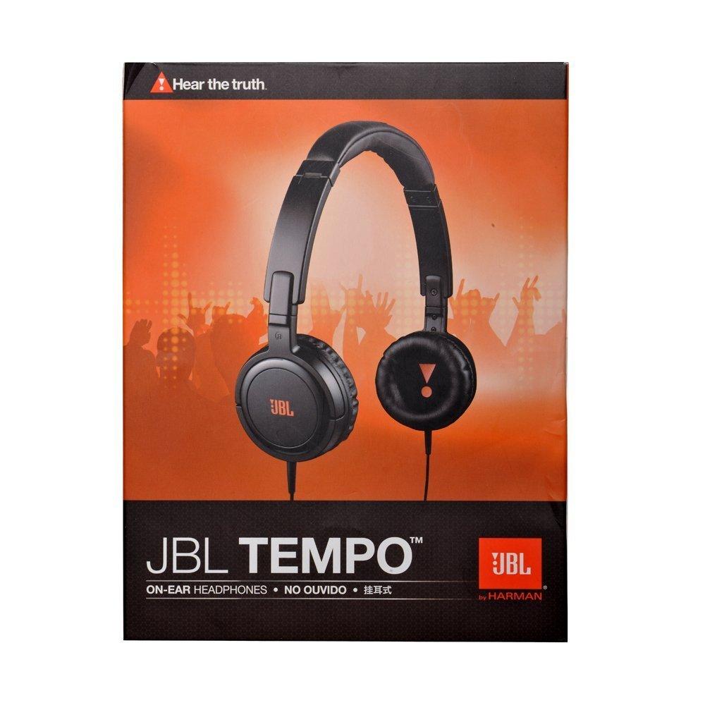 a0545e1b422 JBL J03B Tempo On-Ear Headphone: Amazon.in: Electronics