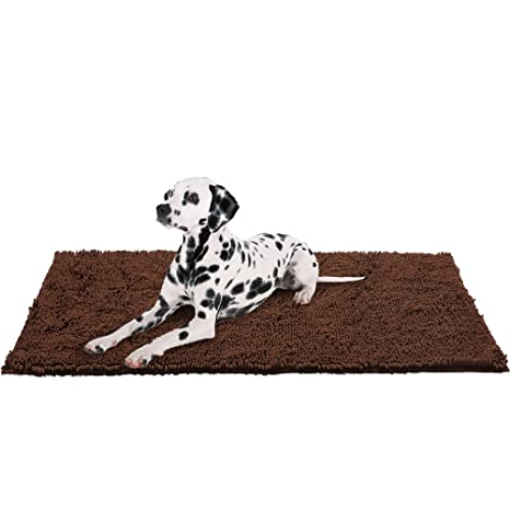 Amazon Com Dog Doormat Pet Mat 60 X30 Microfiber Super