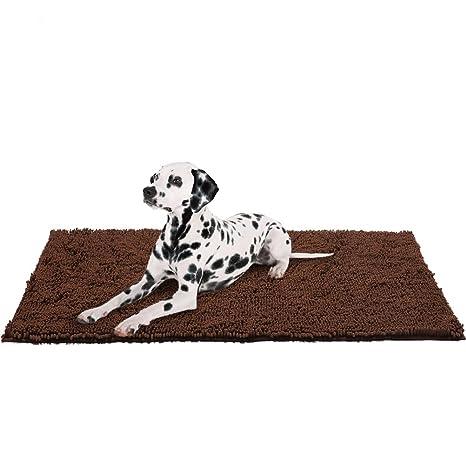 Amazon Com Dog Doormat Pet Mat 60 X30 Microfiber Super