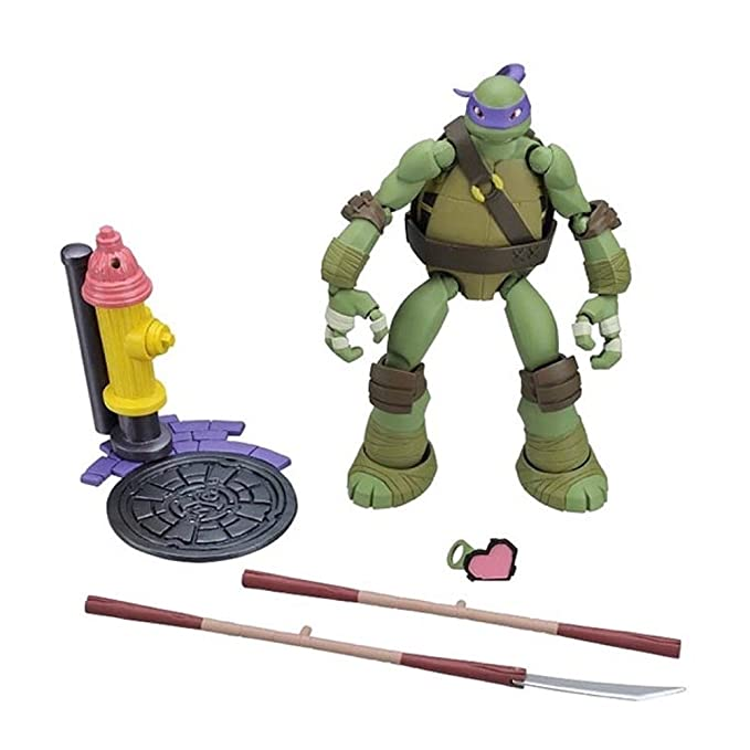 Amazon.com: Kaiyodo Revoltech Teenage Mutant Ninja Turtles ...