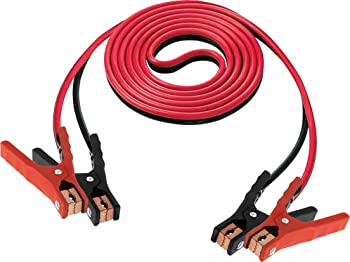 Stanley BBC4S 4 Gauge 20 Foot Automotive Booster Cables
