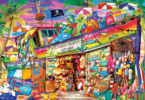 Buffalo Games - Aimee Stewart - Sunken Treasure - 2000 Piece Jigsaw Puzzle
