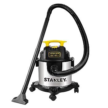 Stanley 4 Gallon Quiet Shop Vac