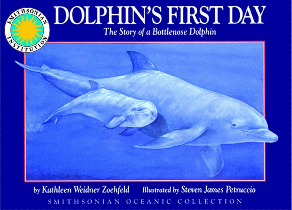 Dolphins First Day Bottlenose Smithsonian product image