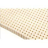 Amazon Com Pure Green 100 Natural Latex Mattress Topper