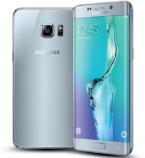 Samsung G928 Galaxy S6 Borde Smartphone, 32 GB, Marca Tim, Plata ...