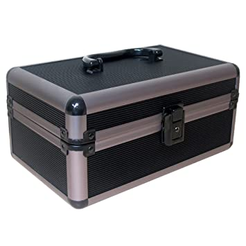 Merveilleux Lockable Hard Shell Case Box With Customizable Foam For Cameras,  Camcorders, Photograpic Equipment,