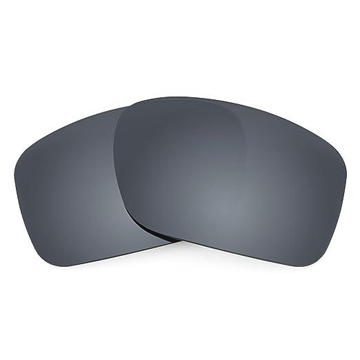 afae46d7f8 Revant Polarized Replacement Lenses for Oakley Turbine Elite Black Chrome  MirrorShield