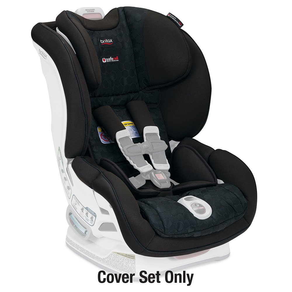 Amazon Britax B Safe 35 Infant Car Seat Cover Set Black Baby