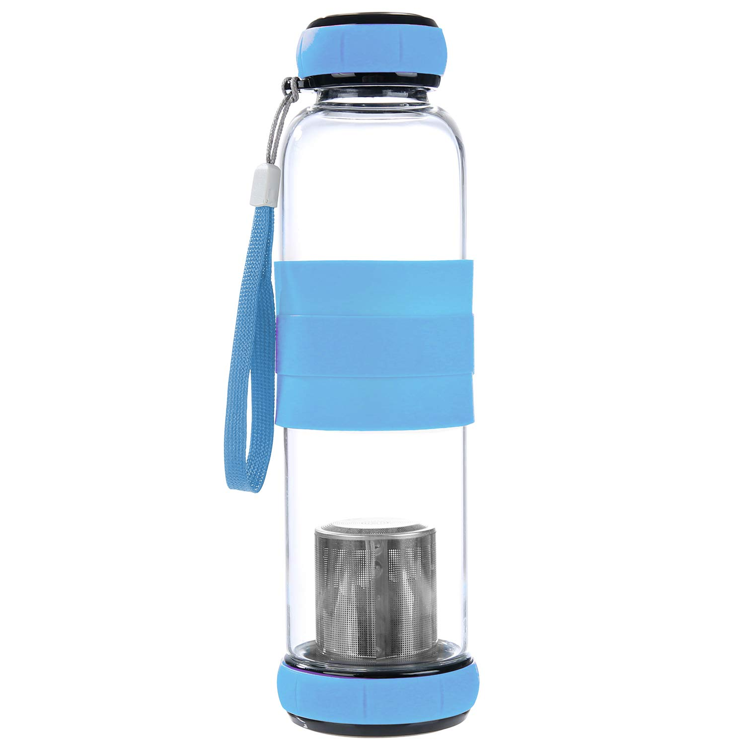 Hi Life Ph Glass high Ph Filtered Water Bottle