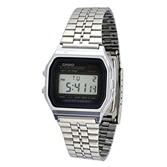 Casio General Mens Watches Digital A-159WA-N1DF - WW