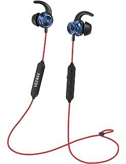 VEENAX ANC Fly Noise Cancelling Bluetooth Kopfhörer Kabellos In-Ear  Drahtlose Sport Ohrhörer mit Mikrofon 3814d2c835