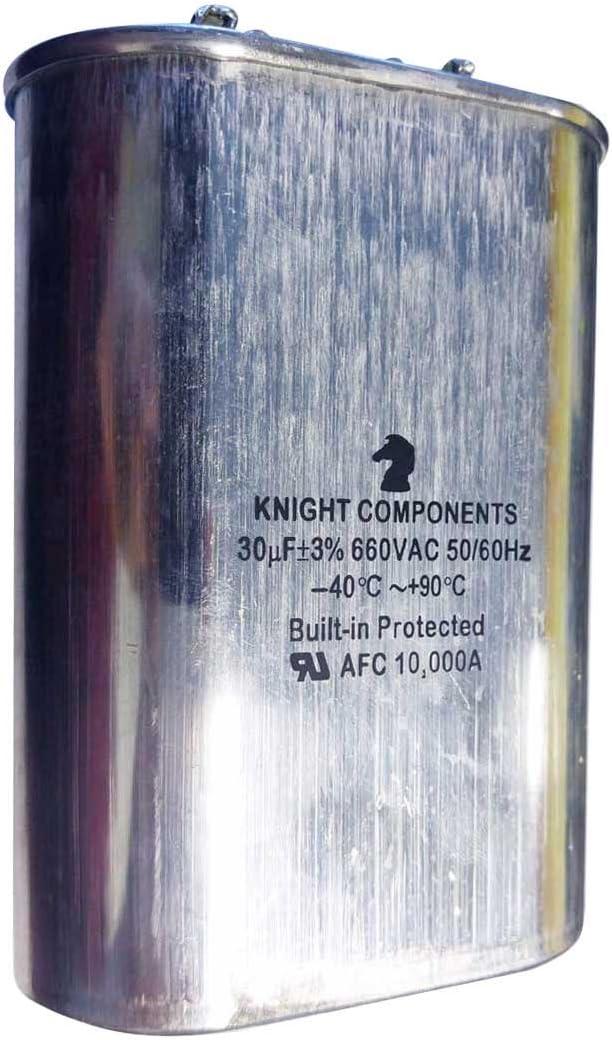 Knight Components Capacitor 30 mf 600 VAC