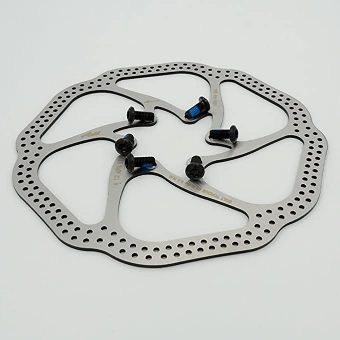 Radfahren Fahrrad MTB T25 Torx M5x10mm Scheibenbremse Rotor Schrauben Schrauben