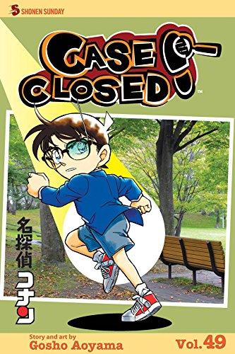 Case Closed, Vol. 49