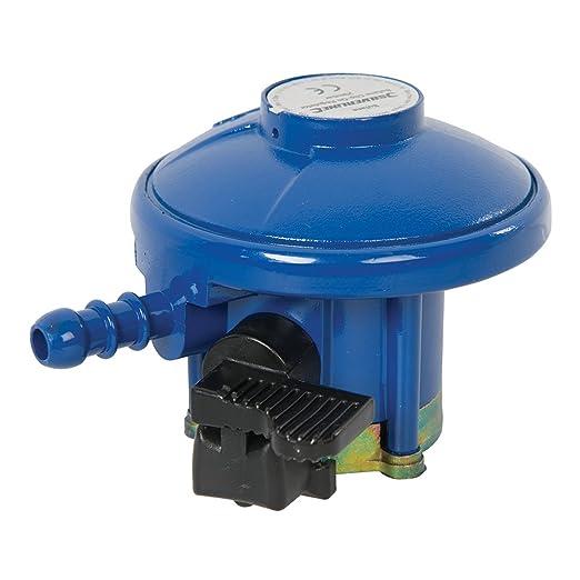 Silverline 940053 - Regulador para gas butano 29 mbar (21 mm)