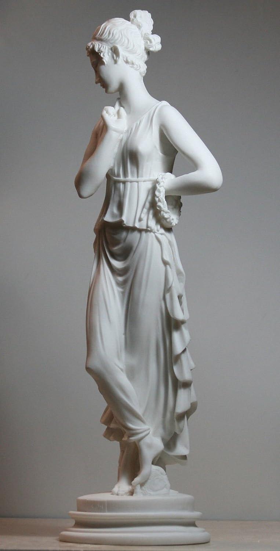 Perséfone Diosa Reina de Infierno Grande Alabastro Escultura ...