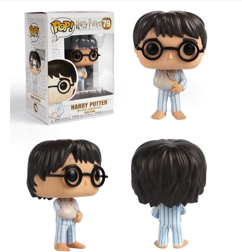 ZHIPENG Figura Decorativa de Harry Potter, Hermione, Ron ...