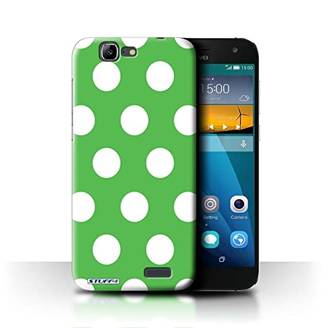 Stuff4® Carcasa/Funda Dura para el Huawei Ascend G7 / Serie ...