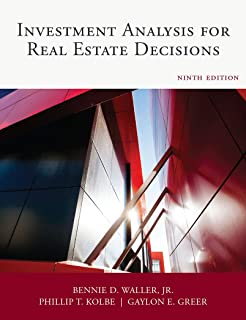 real estate investment decision analysis stanford
