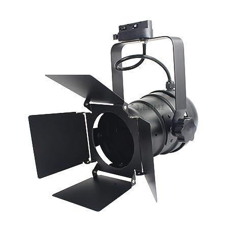 Amazon Jmi Trk9000 Track Light Theater Light With 4 Leaf