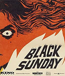 Black Sunday (AIP Version) [Blu-ray]