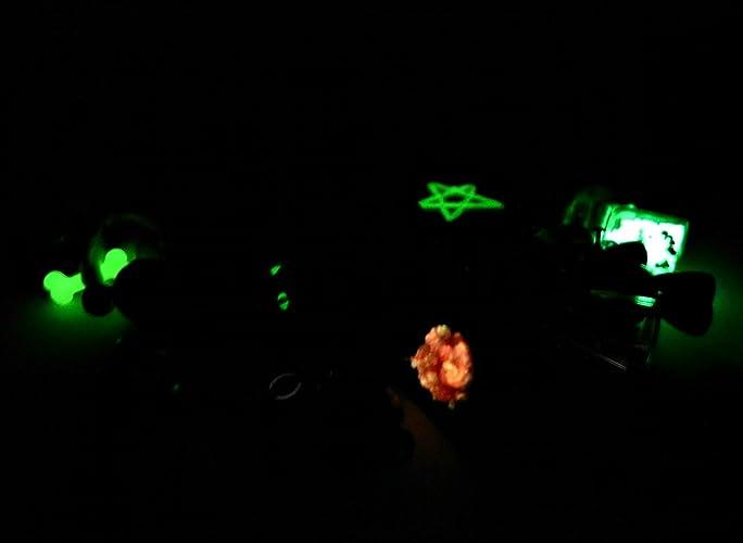 Amazon com: Glowing Voodoo Priestess Charm Bracelet