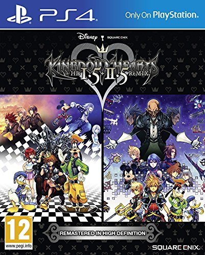 Kingdom Hearts HD 1.5 and 2.5 Remix PS4 by Square_Enix_EU