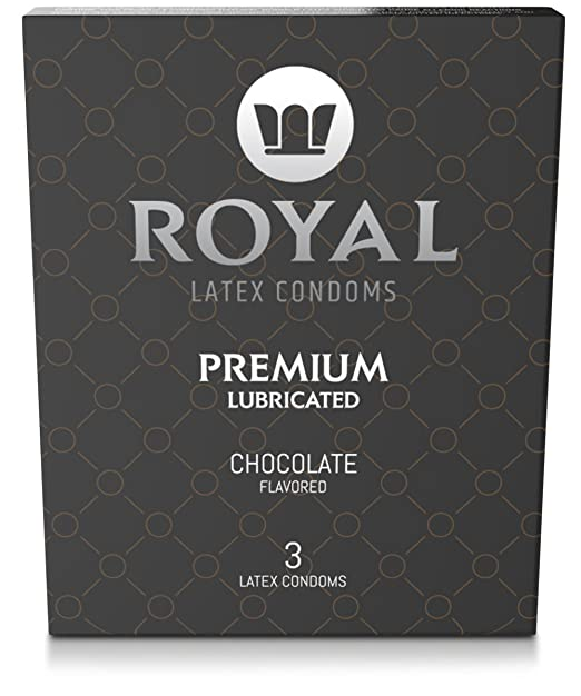 Royal Ultra Thin Chocolate Flavored Condoms