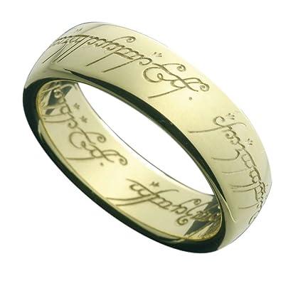 Herr der ringe ring gold 750