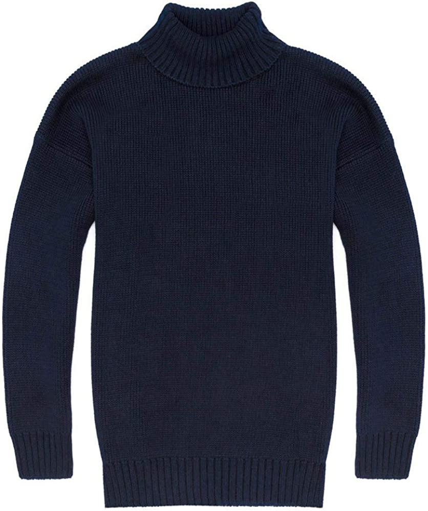 Paul James Knitwear High Quality Mens 100/% Cotton Submariner Jumper