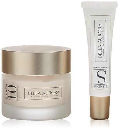 Bella Aurora Crema Regeneradora SPF15 + Contorno de Ojos - 1 Pack