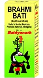 Baidyanath Brahmi Bati - 30 Tablets (Pack of 2)